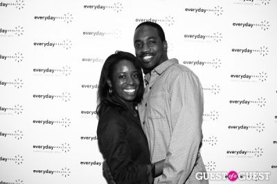 jamal boyd in The 2012 Everyday Health Annual Party