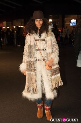 katrina spencer in NYC Fashion Week FW 14 Street Style Day 3