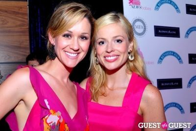 pamela brown in Newsbabes Bash For Breast Cancer