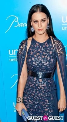 katy perry in The 8th Annual UNICEF Snowflake Ball