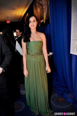 katy perry in Washington Post WHCD Reception 2013