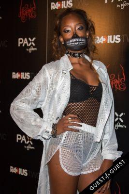 keenyah hill in Premiere of PAX by Ploom presents TWC's HORNS