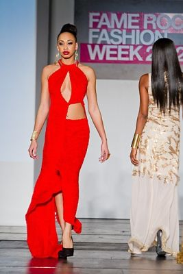 keino glennie in Fame Rocks Fashion Week 2012 Part 11