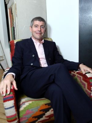keith johnson in Man Shops Globe at Anthropologie