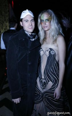 rachelle hruska in Lydia Hearst's Masquerade Party
