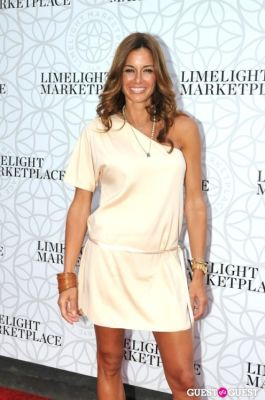 kelly bensimon in Opening Of Limelight Marketplace