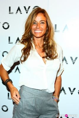 kelly bensimon in Grand Opening of Lavo NYC