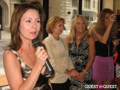 meryl levitz-and-mary-pat-kessler in Serafina Philadelphia Grand Opening Party