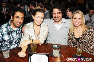 kelly bruce in STK New York Midtown VIP Opening
