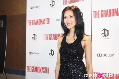 kelly choi in The Grandmaster NY Premiere