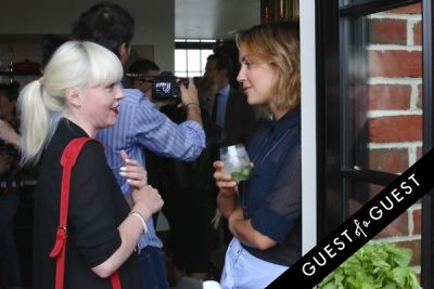 kelly framel in Guest of a Guest & Cointreau's NYC Summer Soiree At The Ludlow Penthouse Part I