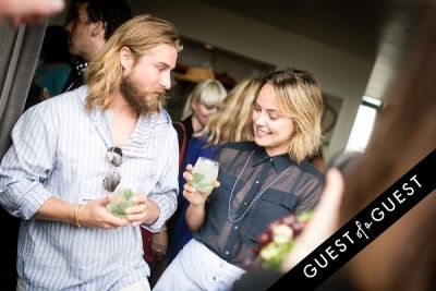 kelly framel in Guest of a Guest & Cointreau's NYC Summer Soiree At The Ludlow Penthouse Part II