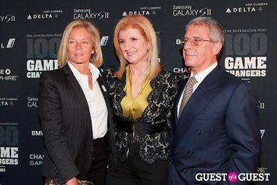 arianna huffington in 2011 Huffington Post and Game Changers Award Ceremony