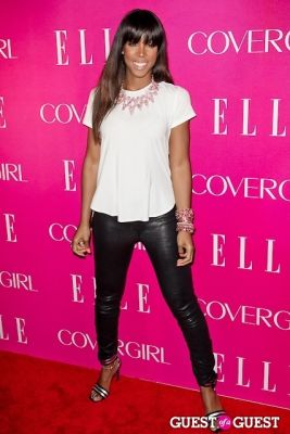 kelly rowland in ELLE Women In Music Issue Celebration