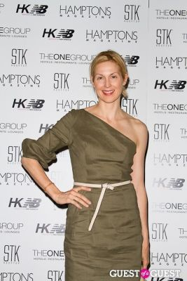 kelly rutherford in Hamptons Magazine Celebrates Heidi Klum's July 4th Issue Presented by New Balance