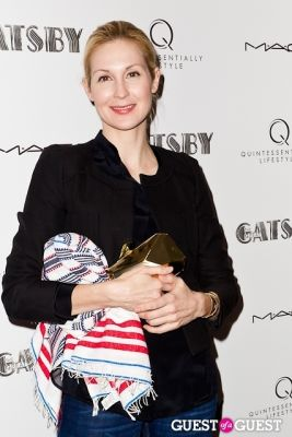 kelly rutherford in A Private Screening of THE GREAT GATSBY hosted by Quintessentially Lifestyle