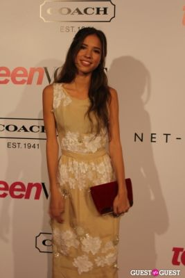kelsey chow in 9th Annual Teen Vogue 'Young Hollywood' Party Sponsored by Coach (At Paramount Studios New York City Street Back Lot)