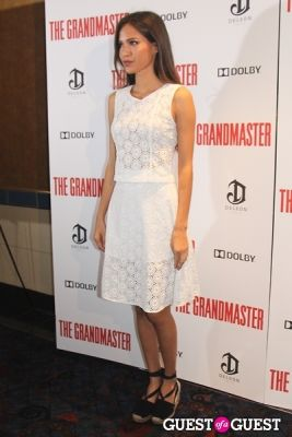 kelsey chow in The Grandmaster NY Premiere