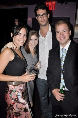 caleb smith in Cancer Research Institute Young Philanthropists 2nd Annual Midsummer Social