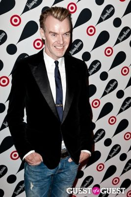 ken downing in Target and Neiman Marcus Celebrate Their Holiday Collection