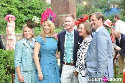 kendall arney-vincent in Woodrow Wilson House 24th Perennial Garden Party