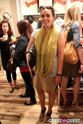kendra marie-studdert in Opening of the Madewell South Coast Plaza Store
