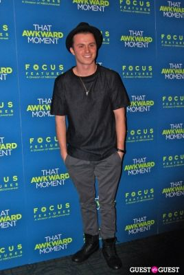 kenny wormald in That Awkward Moment Premiere