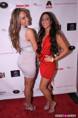 kerry schwartz in 1st Annual Pre-NFL Draft Charity Affair Hosted by The Pierre Garcon Foundation