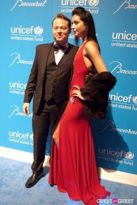kerrybrook ellis in The Seventh Annual UNICEF Snowflake Ball