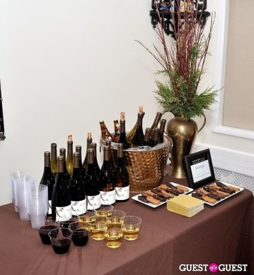 kesner wines in Sorrelli Montclair Store Opening