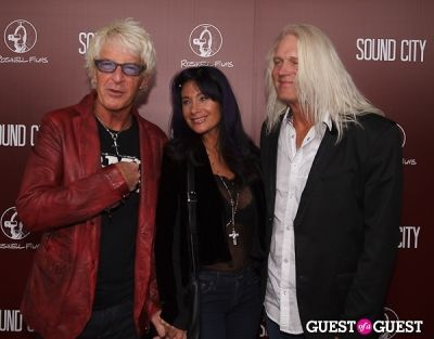 kevin cronin in Sound City Los Angeles Premiere