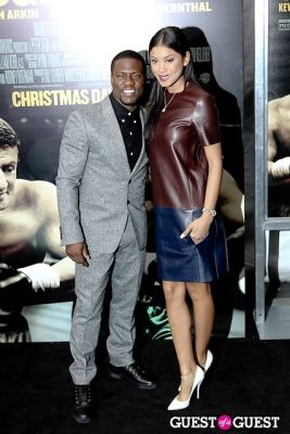 kevin hart in Grudge Match World Premiere