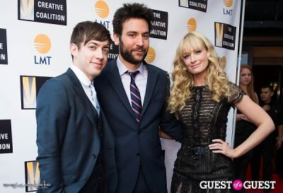 josh radnor in Creative Coalition WHCD Dinner