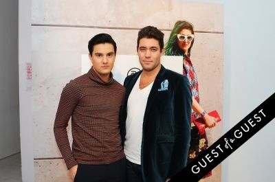 jacob zucker in Refinery 29 Style Stalking Book Release Party