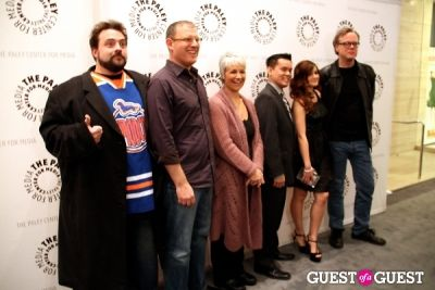 "andrea romano in Premiere Event: ""Batman: The Dark Knight Returns, Part 2"""