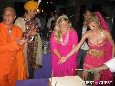 kevin stea in Sir Ivan Welcomes India's Crown Prince Manvendra Singh Gohil To Hamptons