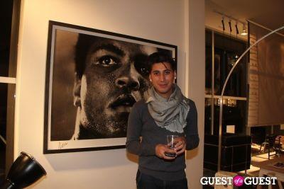 kevyn franco-machain in A Photo Exhibit By Michael Brennan: Muhammed Ali,