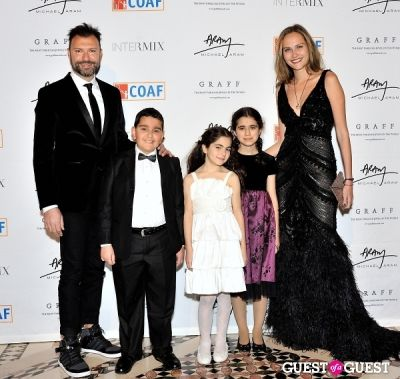 narek baldryan.-susanna-eloyan in Children of Armenia Fund 10th Annual Holiday Gala
