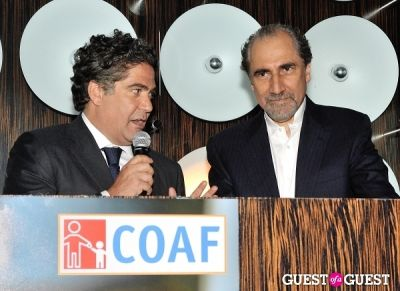 khalil barrage in Children of Armenia Fund Annual Summer Soiree