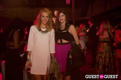 kier mellour in L.A. Fashion Weekend Awards