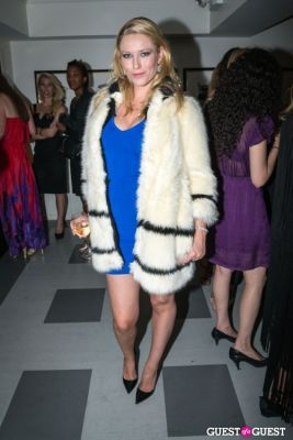 kiera chaplin in H&M and Vogue Between the Shows Party