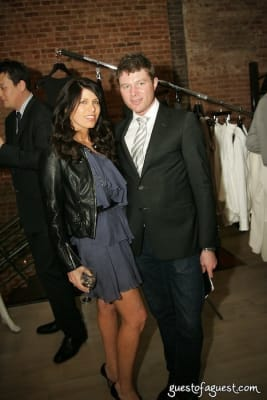 nick dietz in Tana Jewelry Debut Launch Party
