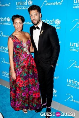 kim chandler in The 8th Annual UNICEF Snowflake Ball