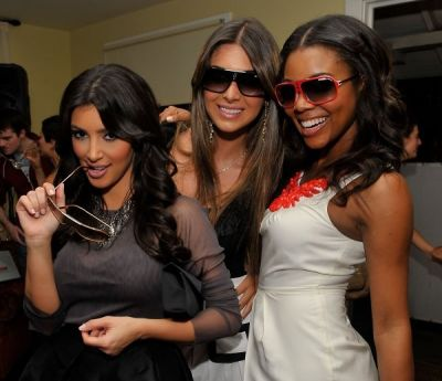 kim kardashian in Launch Of Carrera Vintage Shades in Los Angeles