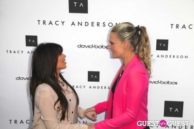 kim kardashian in Gwyneth Paltrow and Tracy Anderson Celebrate the Opening of the Tracy Anderson Flagship Studio in Brentwood