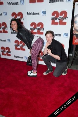 matt johnson in 22 Jump Street Premiere