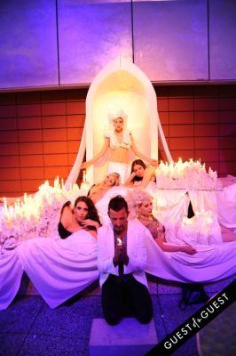 chris flambeaux in 2014 Chashama Gala