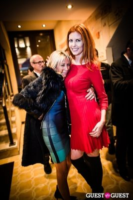 kimberly cooper in Serafina Flagship Opening Party
