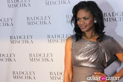 kimberly elise in Badgley Mischka