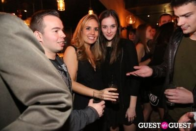 mateus lages in Toro Lounge Party in the Smyth Hotel